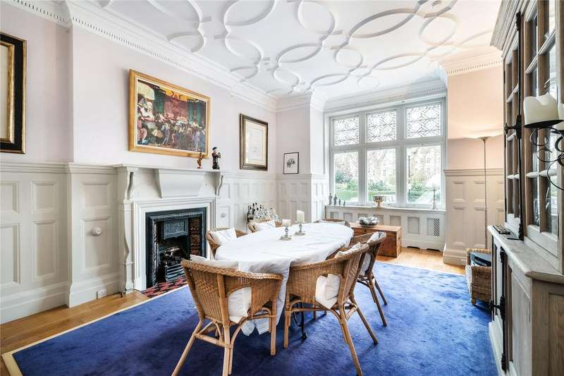 6 Bedrooms Unique Property for sale in Earls Court Square, London, SW5
