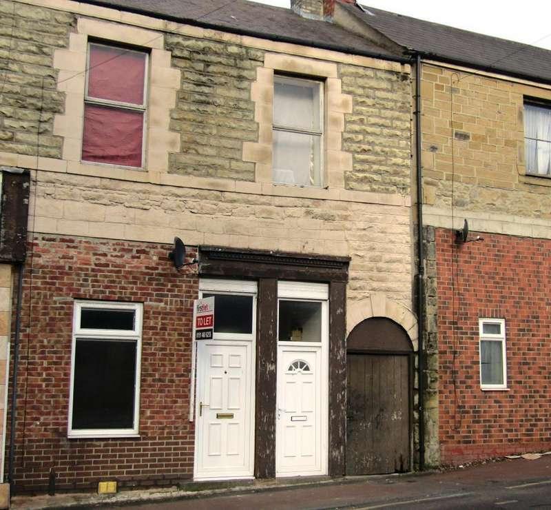 1 Bedroom Flat for sale in Collingwood Street, Felling, Gateshead, Tyne Wear, NE10 9NA