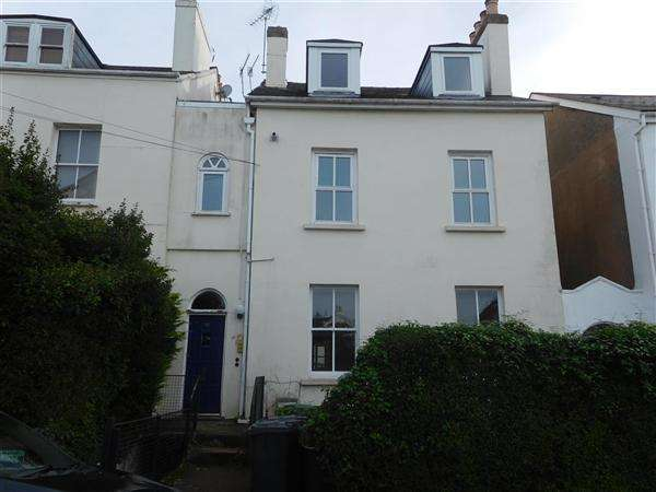 2 Bedrooms Apartment Flat for sale in Flat 4, 10 Wonford Road, Exeter