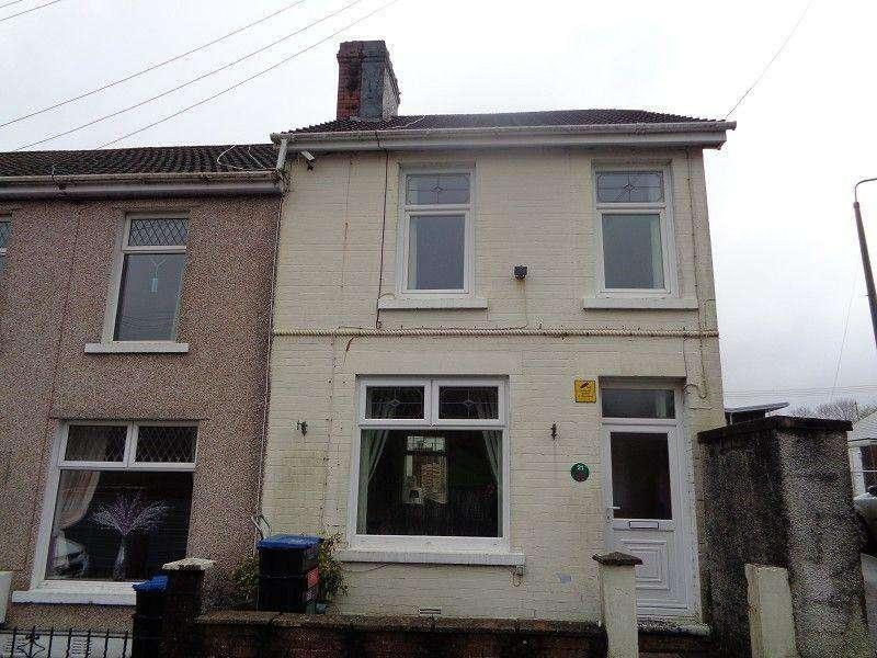 3 Bedrooms End Of Terrace House for sale in John Street, Ebbw Vale, Blaenau Gwent.