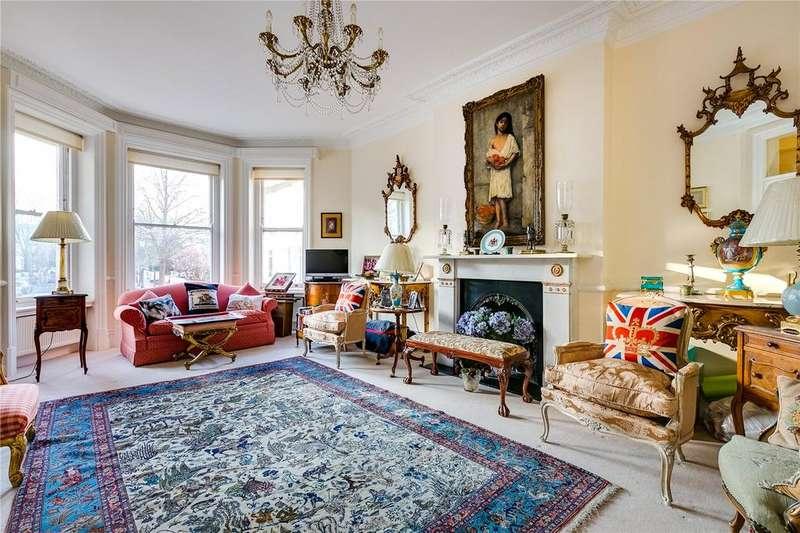 1 Bedroom Flat for sale in Marloes Road, Kensington, London