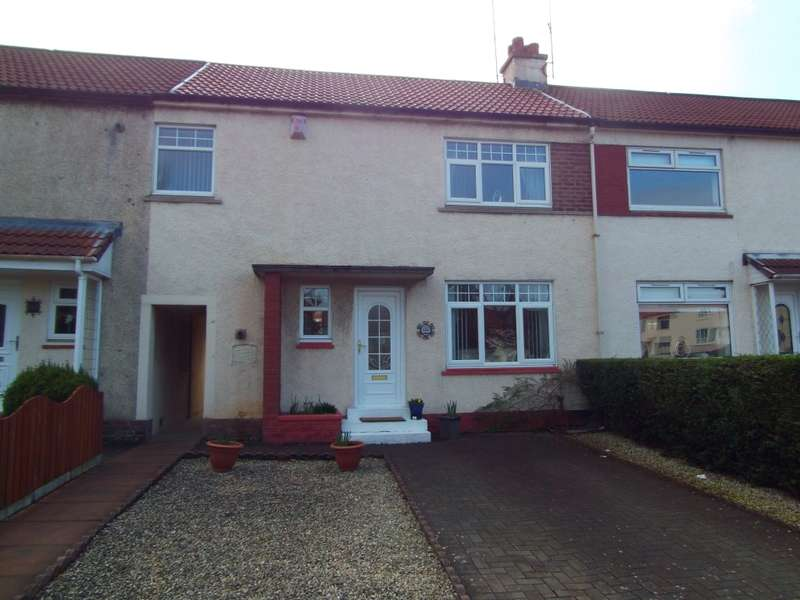 3 Bedrooms Terraced House for sale in 181 Hurlford Road, Kilmarnock, KA1 3QB