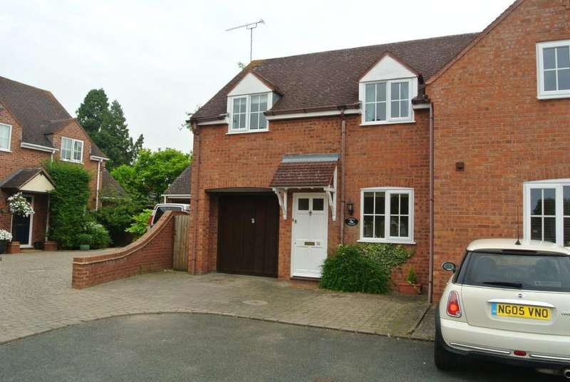 3 Bedrooms Semi Detached House for sale in The Knapp, Badsey