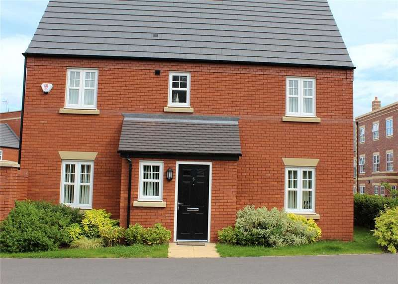 3 Bedrooms Semi Detached House for sale in Caldecott Close, Upton Dene, Chester, CH2
