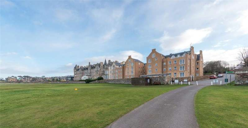 2 Bedrooms Penthouse Flat for sale in The Penthouse, Hamilton Court, Cromwell Road, North Berwick, East Lothian