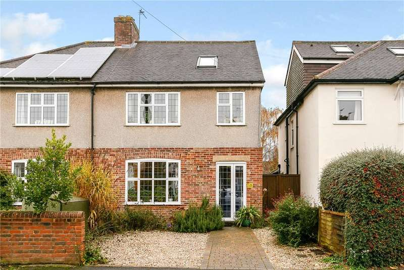 4 Bedrooms House for sale in Southdale Road, Oxford, Oxfordshire, OX2