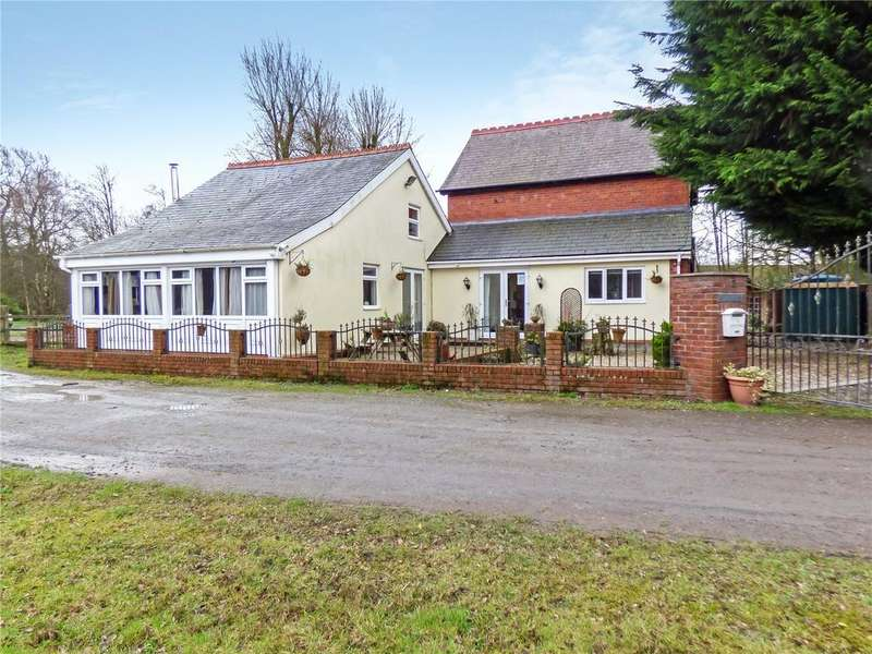 4 Bedrooms Detached House for sale in Llanwrtyd Wells, Powys