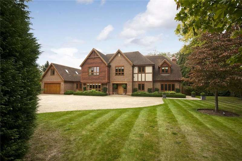 6 Bedrooms Detached House for sale in Park Grove, Chalfont St. Giles, Buckinghamshire, HP8