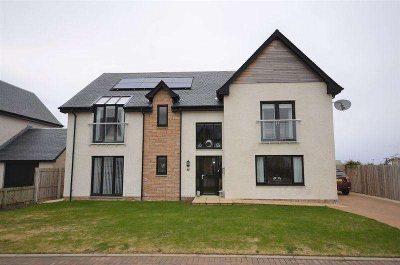5 Bedrooms Detached Villa House for sale in 2 Maidenhead Gardens, Maidens, KA26 9NZ