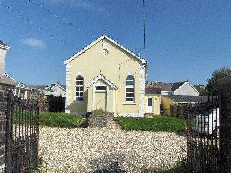 2 Bedrooms Semi Detached House for sale in Elim Chapel, Ammanford, Carmarthenshire.