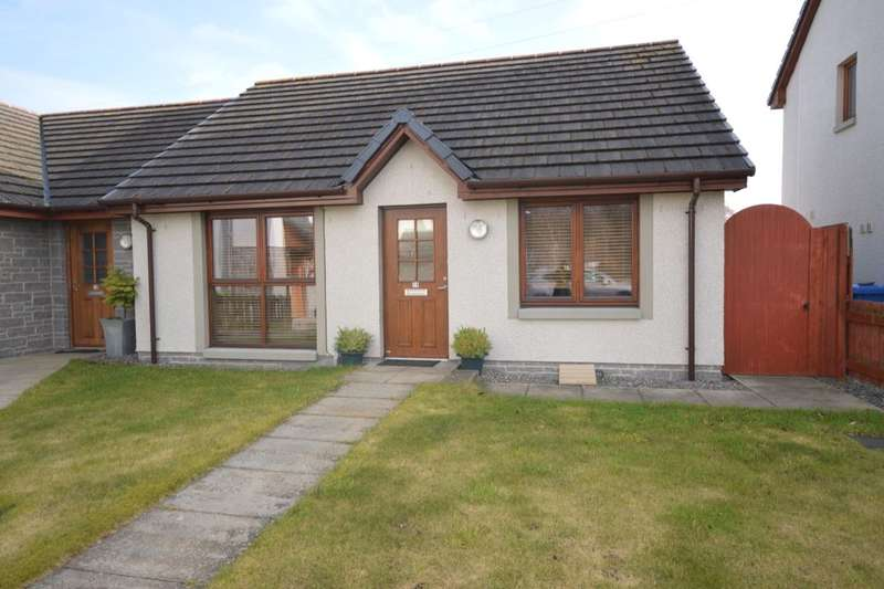 2 Bedrooms Semi Detached Bungalow for sale in Culduthel Avenue, Inverness, IV2