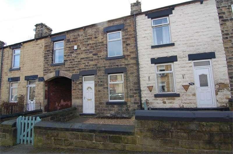 3 Bedrooms Terraced House for sale in Victoria Street, Darfield, Barnsley