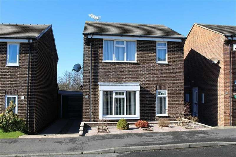 2 Bedrooms Detached House for sale in Bartlemere, Barnard Castle, County Durham