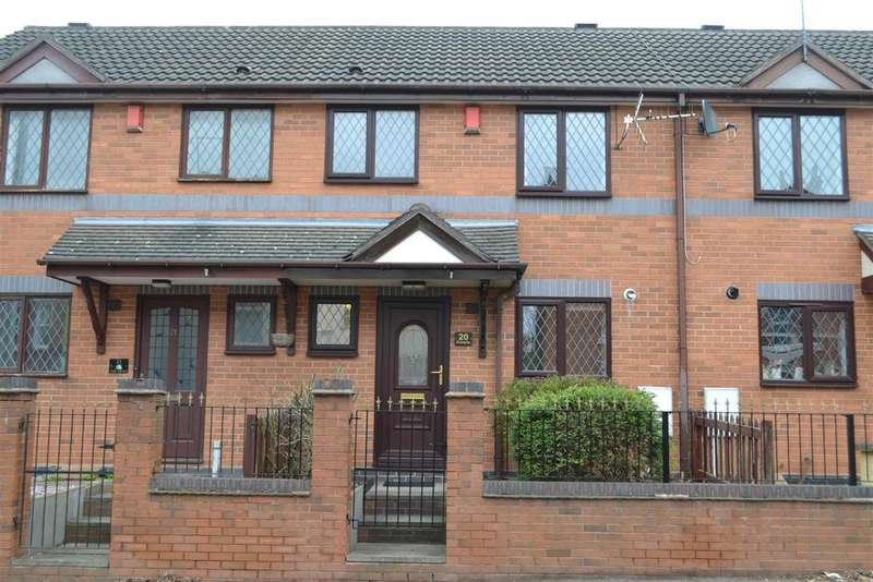 2 Bedrooms House for sale in Old Penkridge Mews, Cannock
