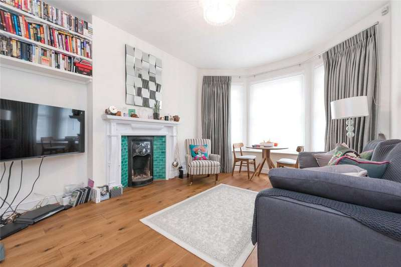 2 Bedrooms Flat for sale in Melrose Avenue, London, NW2