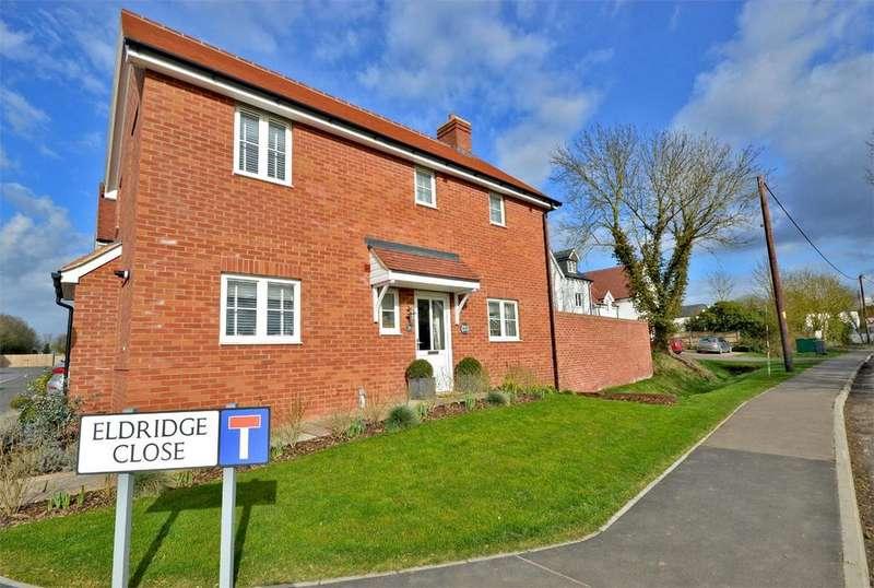 3 Bedrooms Link Detached House for sale in Field View, 21 Eldridge Close, Clavering, Nr Saffron Walden
