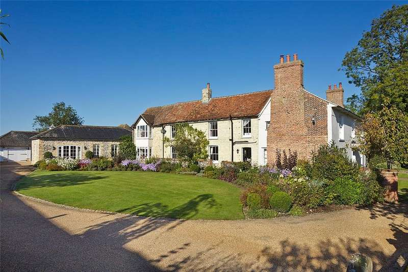 7 Bedrooms Unique Property for sale in Kelshall, Royston, Hertfordshire, SG8