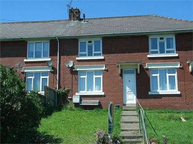 3 Bedrooms Flat for sale in Llandinam Road, Barry, Vale of Glamorgan