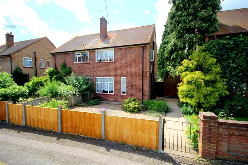 2 Bedrooms Semi Detached House for sale in Broadwater Gardens, Harefield, Middlesex
