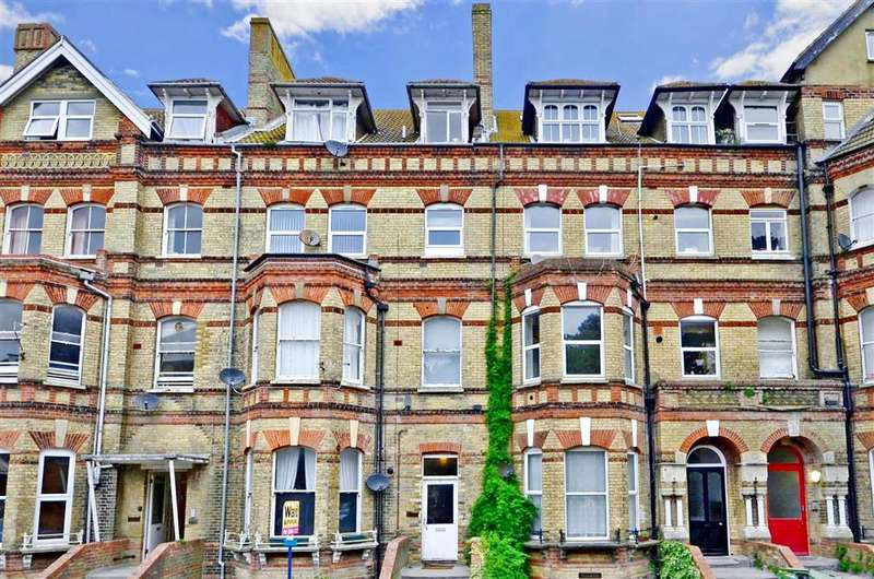 1 Bedroom Flat for sale in Westbourne Gardens, Folkestone, Kent