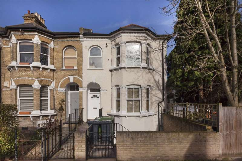 3 Bedrooms Apartment Flat for sale in Whiteley Road, London