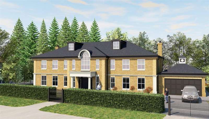 6 Bedrooms Detached House for sale in Beechwood House, Woodside Walk, Northwood, Middlesex, HA6