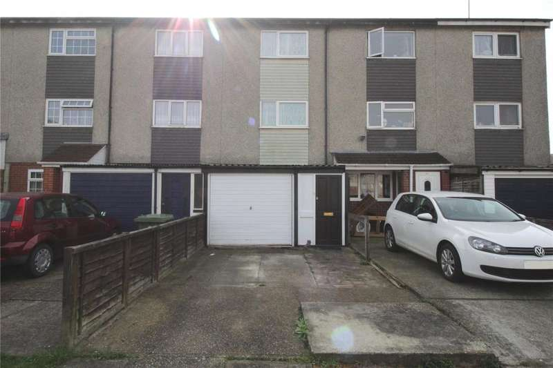3 Bedrooms Terraced House for sale in Winfields, Pitsea, Basildon, Essex, SS13