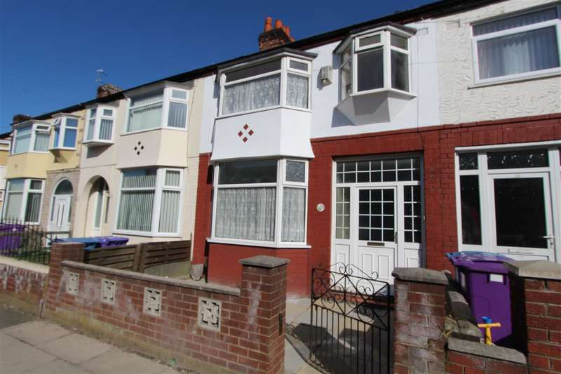 3 Bedrooms Town House for sale in Dovercliffe Road, Old Swan, Liverpool