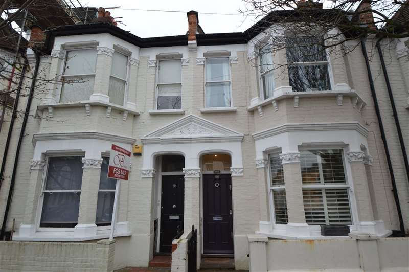2 Bedrooms Apartment Flat for sale in Bronsart Road, Fulham, Fulham