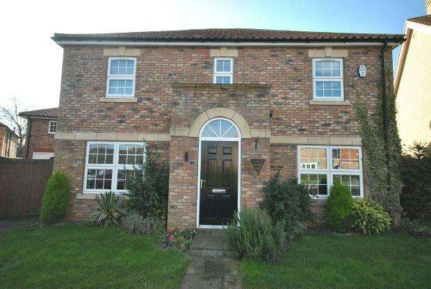 5 Bedrooms Detached House for sale in Saxonfields Drive, Stallingborough, GRIMSBY