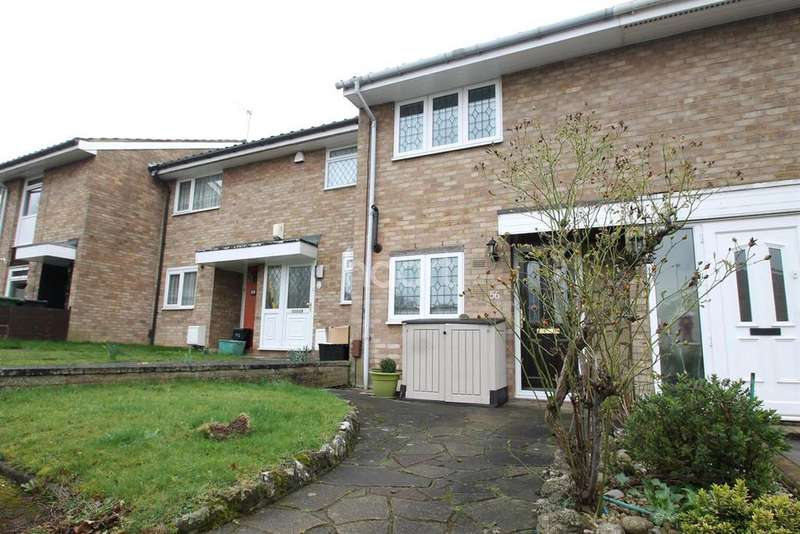 2 Bedrooms Terraced House for sale in Dyke Drive, Orpington, Kent, BR6