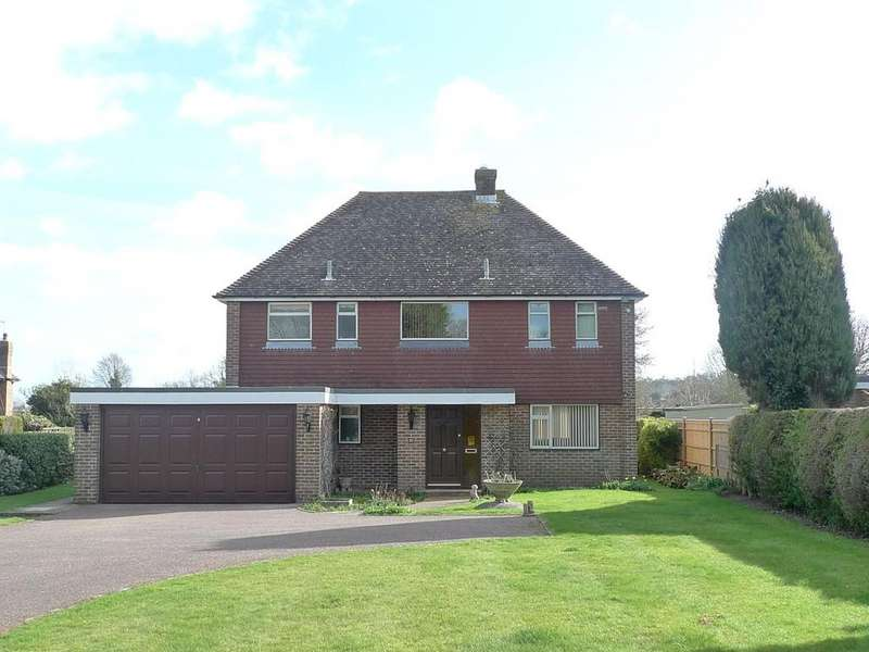 3 Bedrooms Detached House for sale in The Dene, Wannock Lane, Eastbourne, BN20
