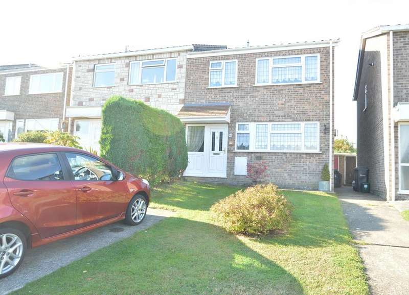 3 Bedrooms Semi Detached House for sale in Windmill Road, Halstead CO9