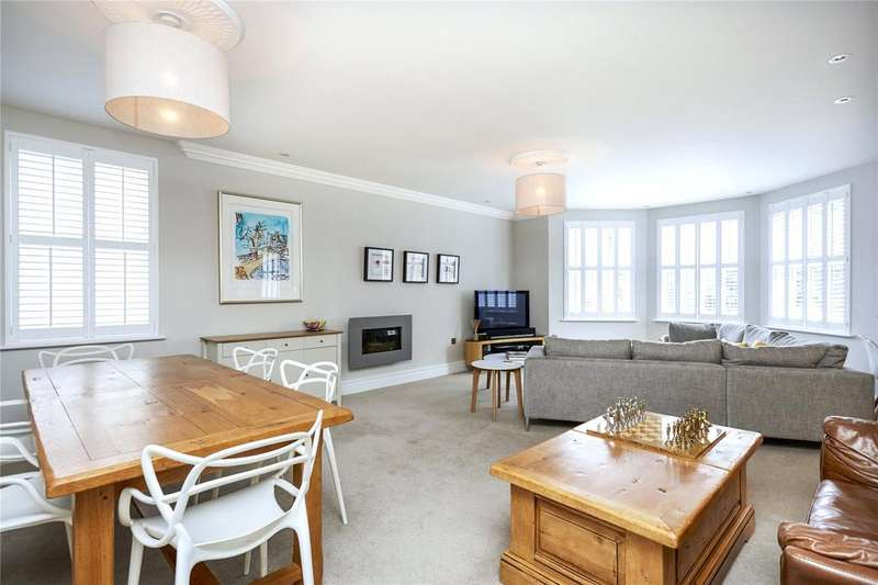 3 Bedrooms Unique Property for sale in Turret House, 1 Jenner Road, Guildford, Surrey, GU1