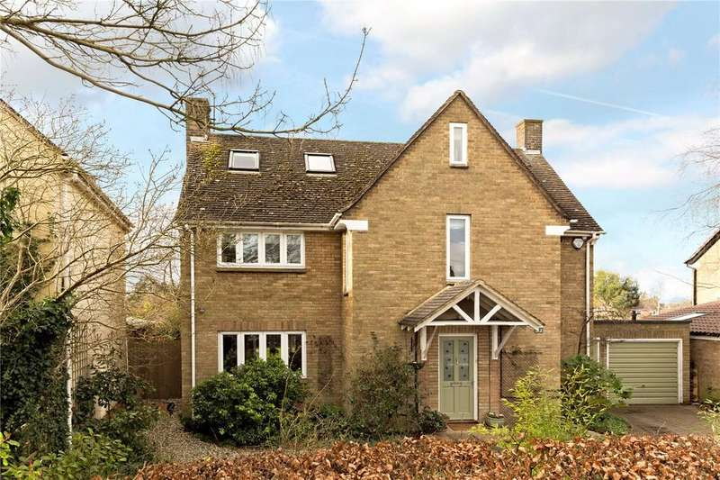 4 Bedrooms Detached House for sale in Blenheim Drive, Oxford, OX2