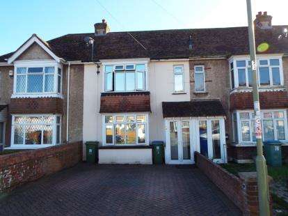 3 Bedrooms Terraced House for sale in Portchester, Hampshire