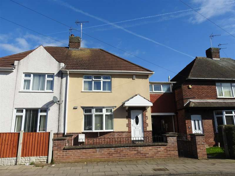 3 Bedrooms House for sale in Brookside, Hucknall, Nottingham