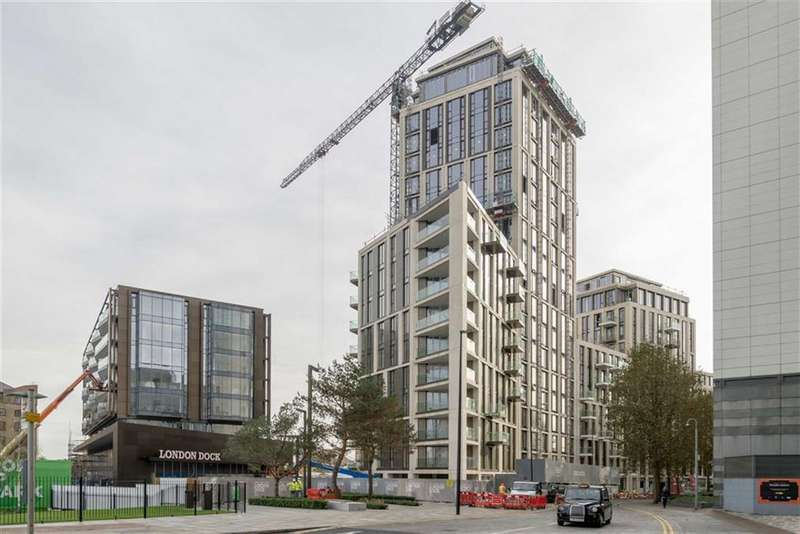 2 Bedrooms Property for sale in Admiral Wharf, Wapping, London, E1W