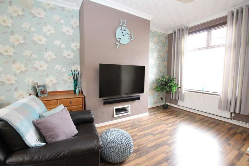 2 Bedrooms Terraced House for sale in 91 Dominion Street, Walney