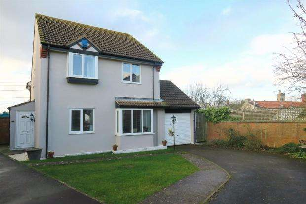 3 Bedrooms Detached House for sale in Portmans, North Curry, Taunton TA3
