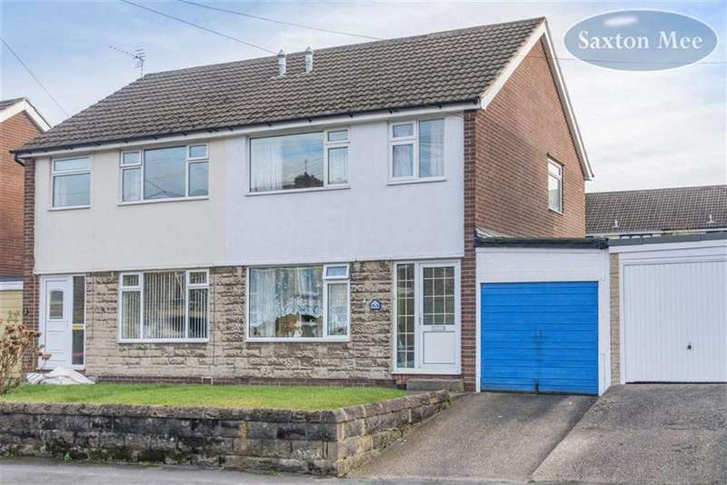 3 Bedrooms Semi Detached House for sale in Stannington View Road, Crookes, Sheffield, S10
