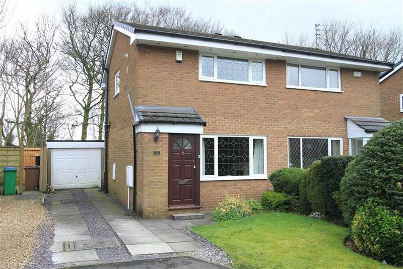 2 Bedrooms Semi Detached House for sale in 23, Betony Close, Shawclough, Rochdale, OL12