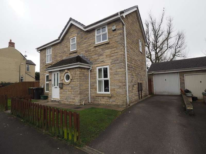 3 Bedrooms Detached House for sale in Hayfield Road, Chapel-en-le-Frith, High Peak, Derbyshire, SK23 0JF