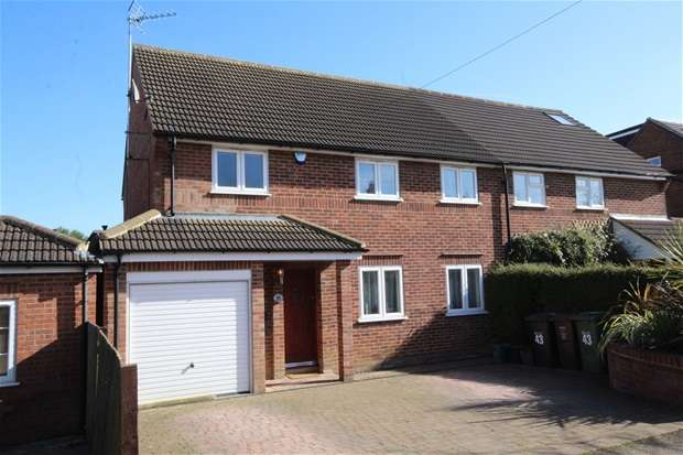 4 Bedrooms House for sale in Lyndhurst Drive, Harpenden