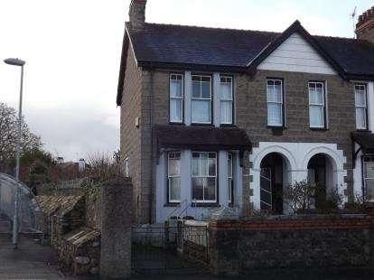 3 Bedrooms Semi Detached House for sale in Ffordd LLanberis, Caernarfon, Gwynedd, LL55