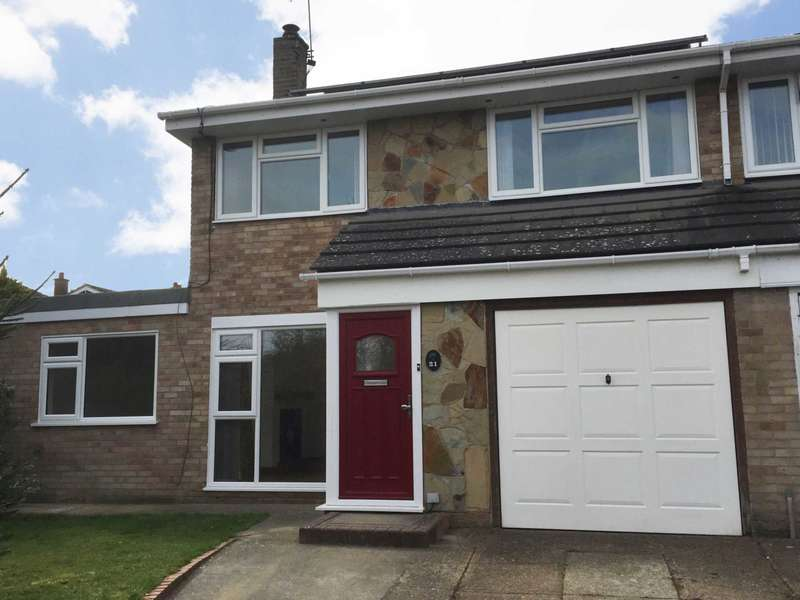3 Bedrooms Semi Detached House for sale in Shalford Road, Billericay