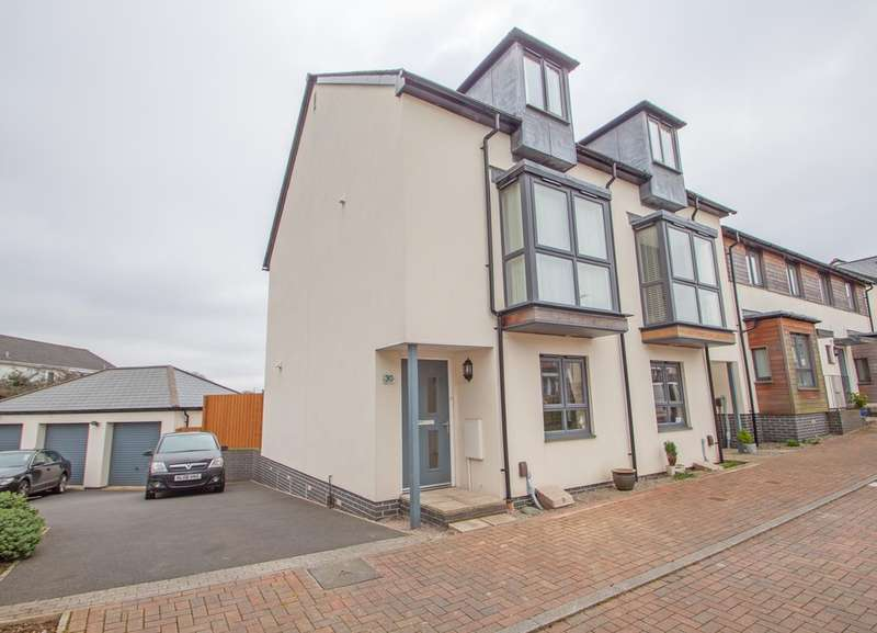 3 Bedrooms Semi Detached House for sale in Glenholt, Plymouth
