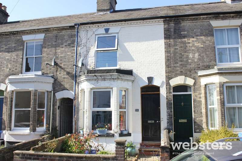 3 Bedrooms Terraced House for sale in Cardiff Road, Norwich