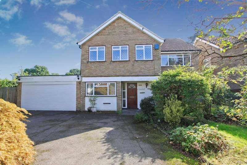5 Bedrooms Detached House for sale in Little Moss Lane, Pinner