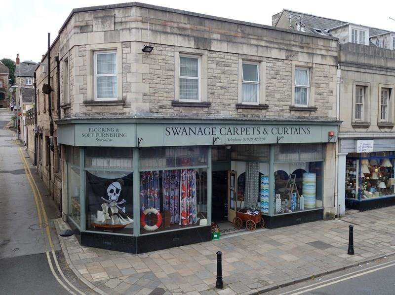 4 Bedrooms Residential Development Commercial for sale in High Street, Swanage